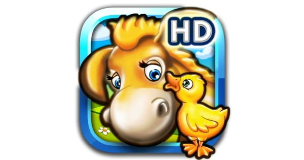 Amazon.com: Animal puzzle game farm for toddlers and ...