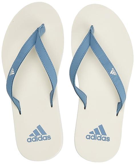 online retailer e63e5 7776d adidas Eezay Flip Flop, Scarpe da Scogli Donna, Grigio cwhiterawgre Cg3558,