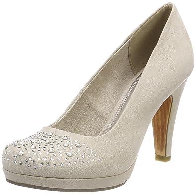 efadb32b37fc0b MARCO TOZZI Women s 22423 Closed-Toe Pumps  Amazon.co.uk  Shoes   Bags