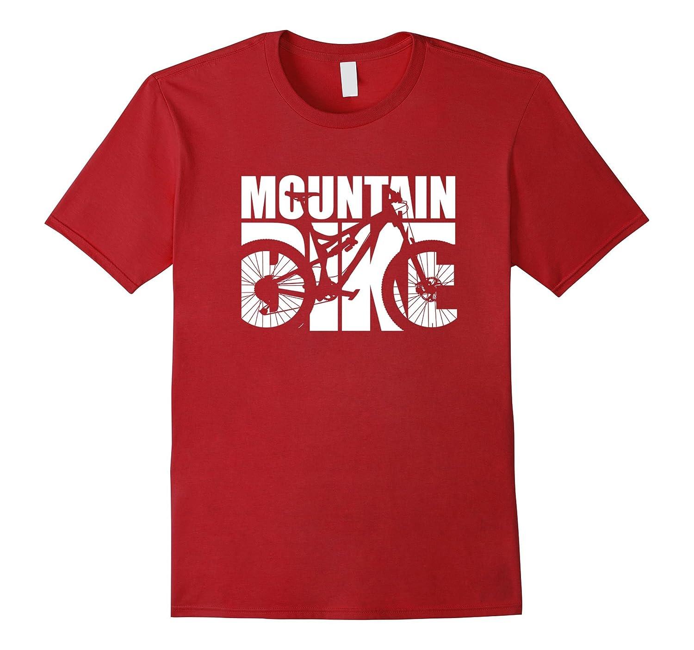 381c270dd Mountain Bike T-Shirt - MTB Shirts-TH - TEEHELEN