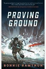 Proving Ground (A Templeton-Stone Novella Book 1) Kindle Edition