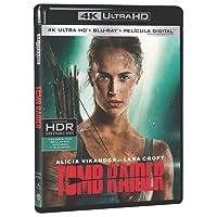 Tomb Raider (4K Ultra HD + Blu-ray) [Blu-ray]