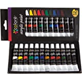 Colore Acrylic Paint Set, Set Of 12