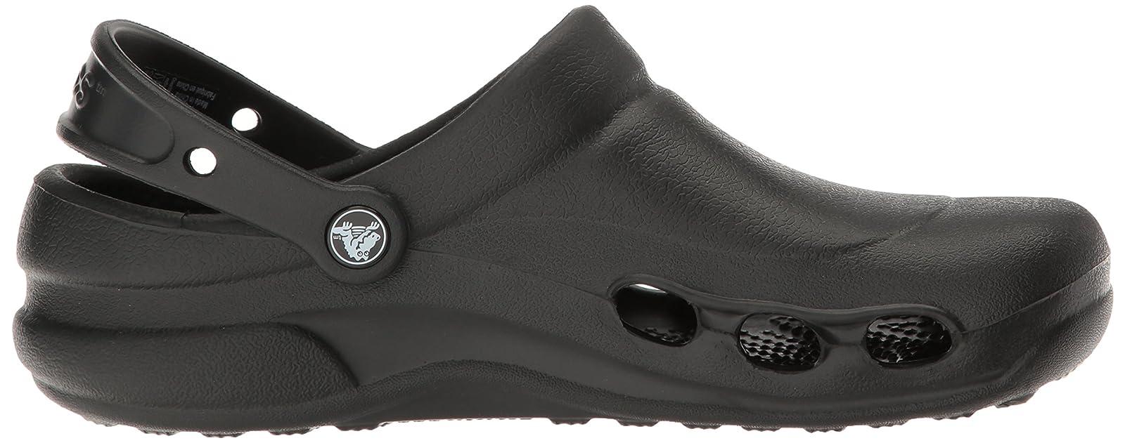 Crocs Unisex Specialist Vent Clog Black 11 10074M Black - 11