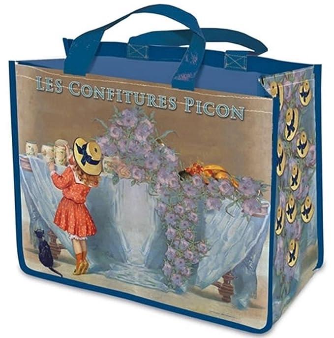 Editions Clouet Sac Cabas Shopping PUB Retro LA Vache Qui RIT RABIER