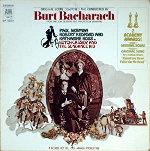 butch cassidy and the sundance kid soundtrack download