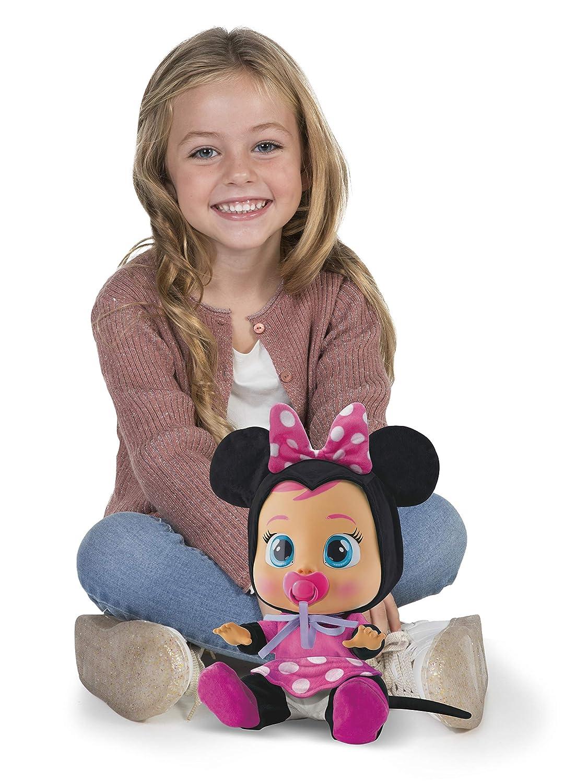 Multi-Colour Baby Lloron Minnie Mouse IMC Toys 97865