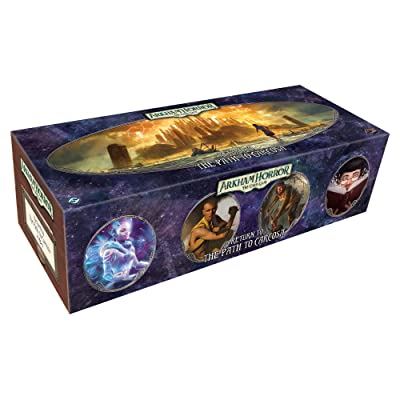 Arkham Horror LCG: Return to Path to Carcosa: Toys & Games