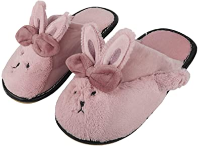 951139a203f Irsoe Latest Collection Anti-Slip Soft Bottom Women Slippers Wool Slip-On  Indoor