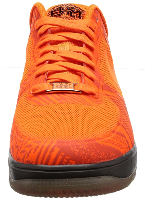 size 40 a0783 486f2 Nike Lunar Air Force 1 Fuse BHM Mens Basketball Shoes 585714-800 Total  Orange Total Orange Port Brown 10.5 D(M) US  Buy Online at Low Prices in  India ...