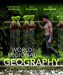 9780131497030: world regional geography (9th edition) abebooks.