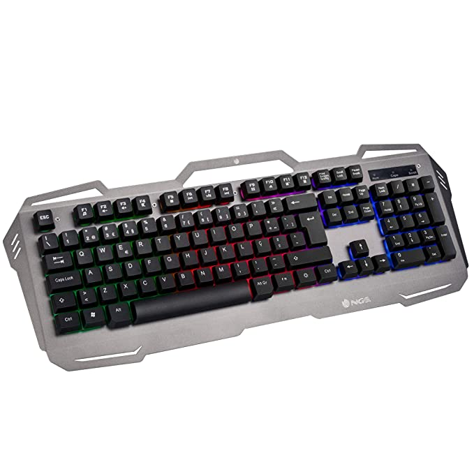 NGS Kit Gaming GBX-1500 Teclado + Raton + Auricular: Amazon.es: Informática