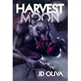 Harvest Moon: A Supernatural Werewolf Thriller (The Books of Jericho)