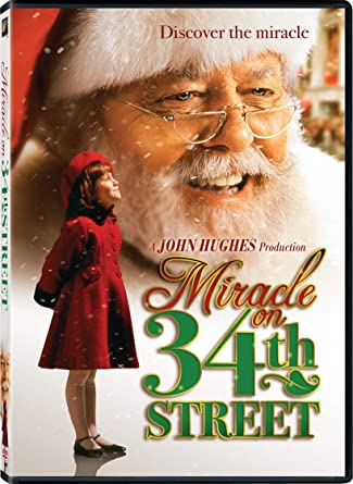 Amazon Com Miracle On 34th Street Richard Attenborough Elizabeth Perkins Dylan Mcdermott J T Walsh James Remar Jane Leeves Simon Jones