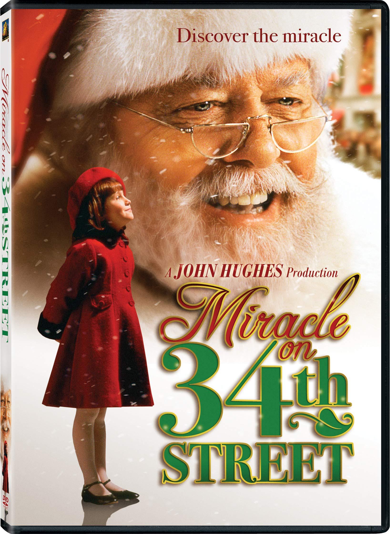 DVD : Miracle On 34th Street (1994) (Sen)