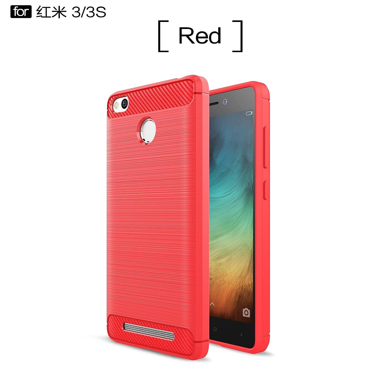 BCIT Xiaomi Redmi 3S Funda Carcasa Caso Cubierta de ...