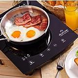 DUXTOP 1800-Watt Touch Sensitive Induction Cooktop Countertop Burner
