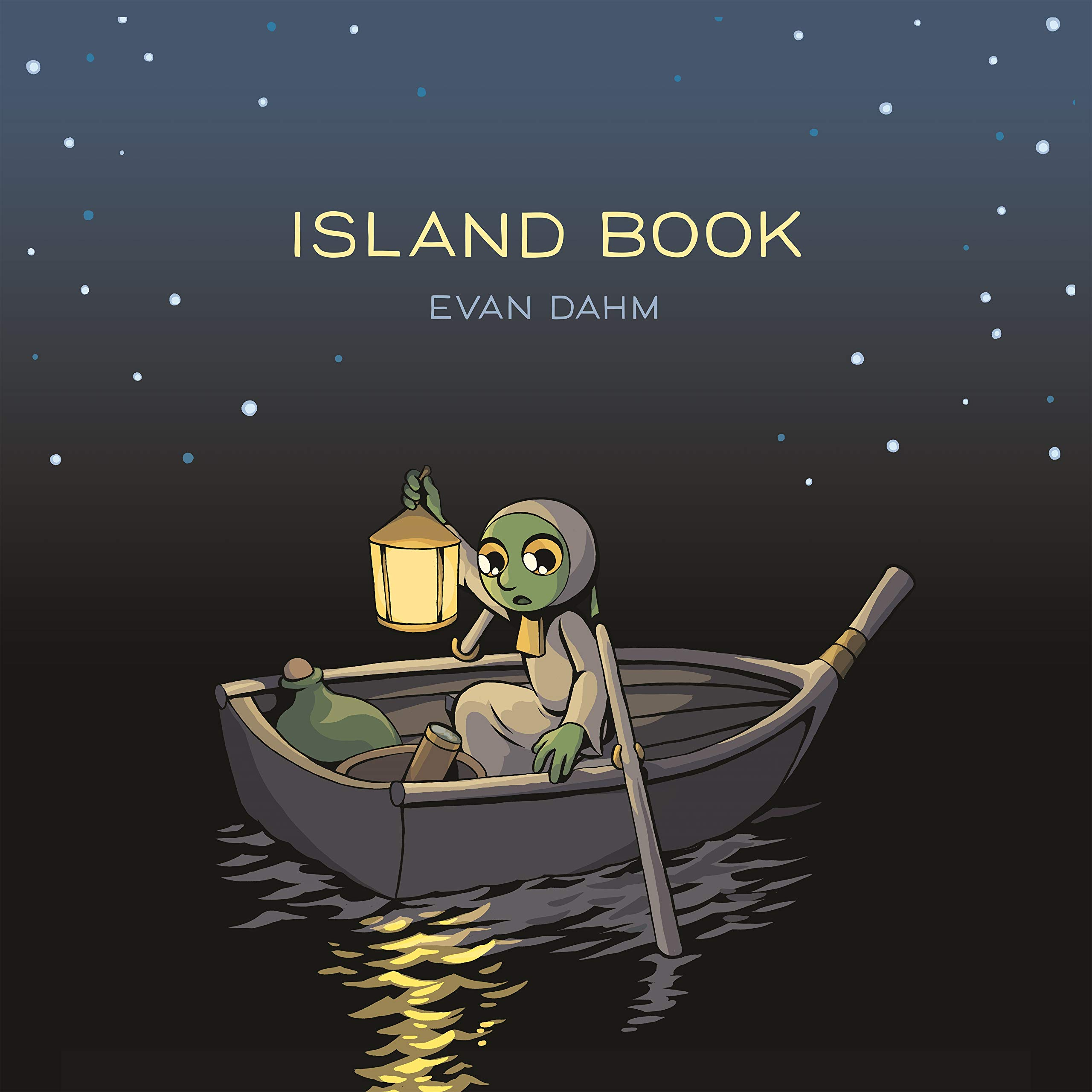 Island Book: Dahm, Evan: 9781626729506: Amazon.com: Books