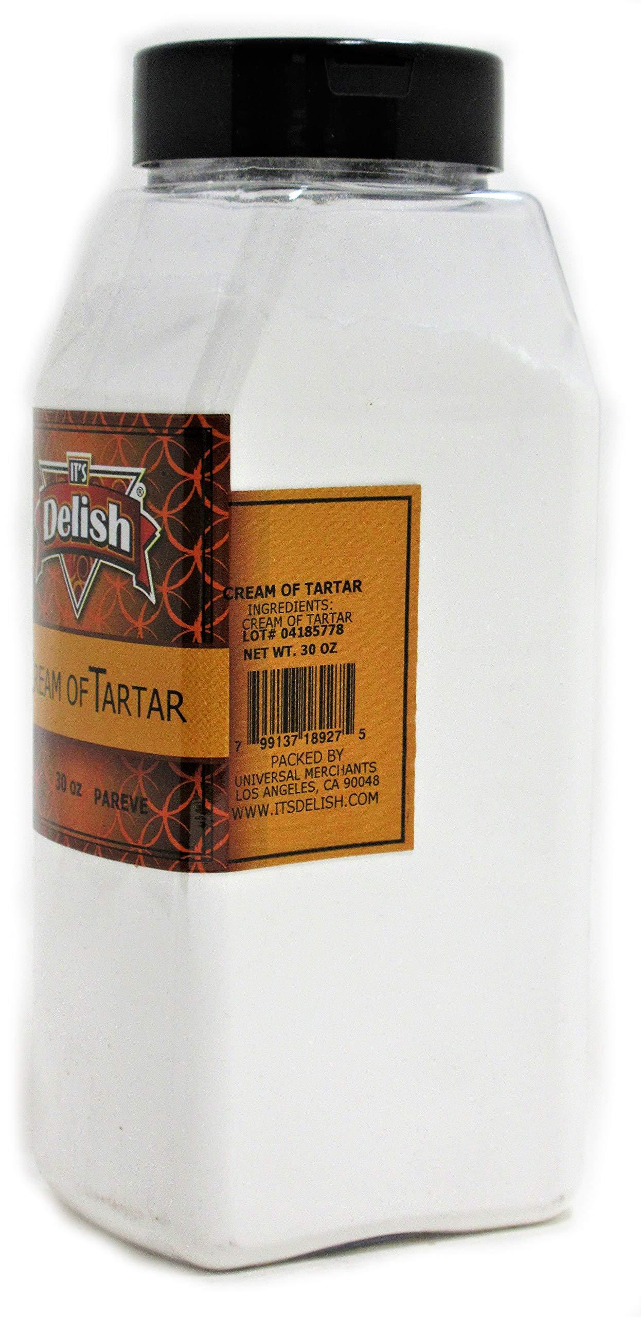 Cream of Tartar by Its Delish, 30 Oz Large Jar by Its Delish (Image #3)