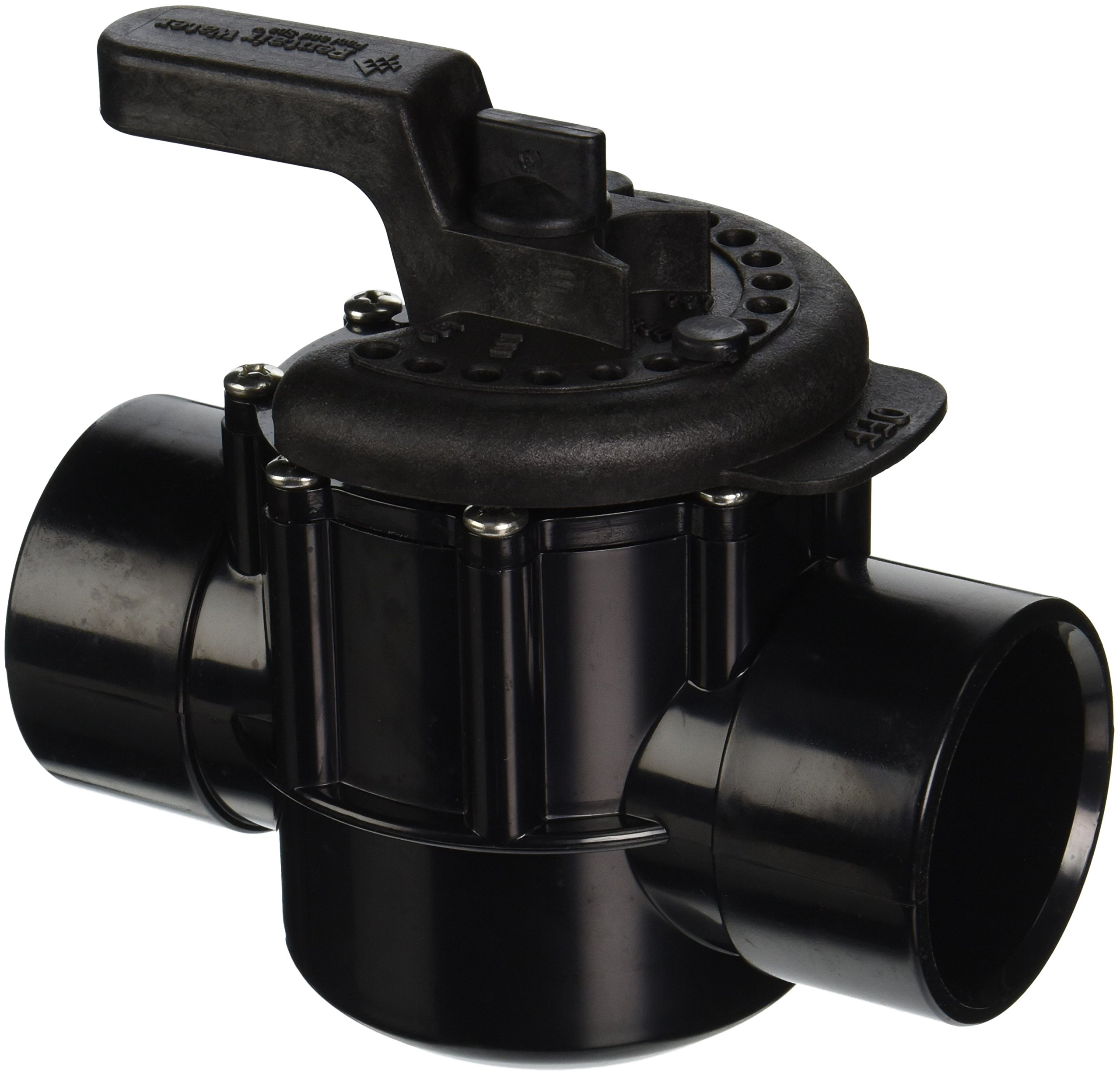 Pentair 263027 2-Inch 2-Way CPVC Diverter Valve by Pentair