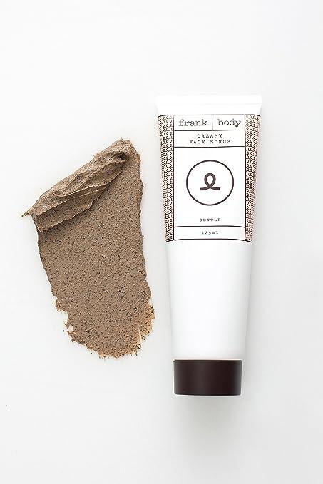 Creamy Face Scrub