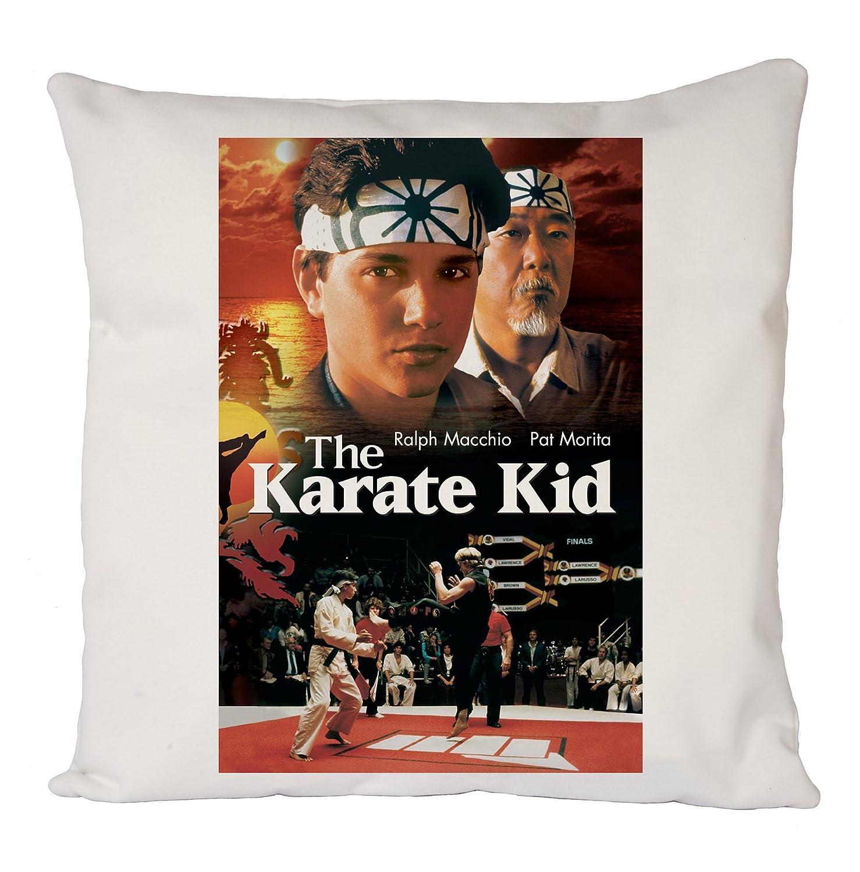 Cushion Cover Home Sofa D/écor Pillow Case The Karate Kid Poster