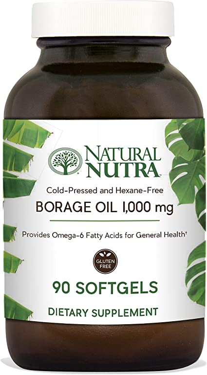Amazon.com: Aceite de Borraja, 1: Health & Personal Care
