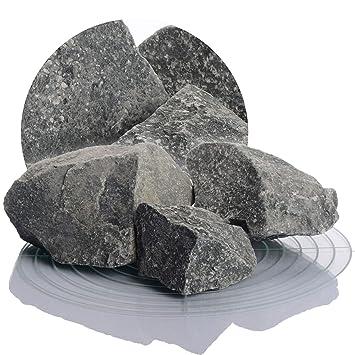 Piedras para sauna, 10 kg, 5-8 cm, 5-11 cm o 8-12 cm, piedras de ...
