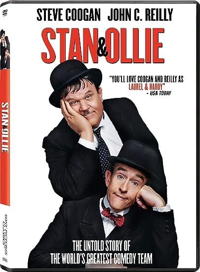 Stan & Ollie: John C. Reilly, Shirley Henderson, Steve Coogan ...