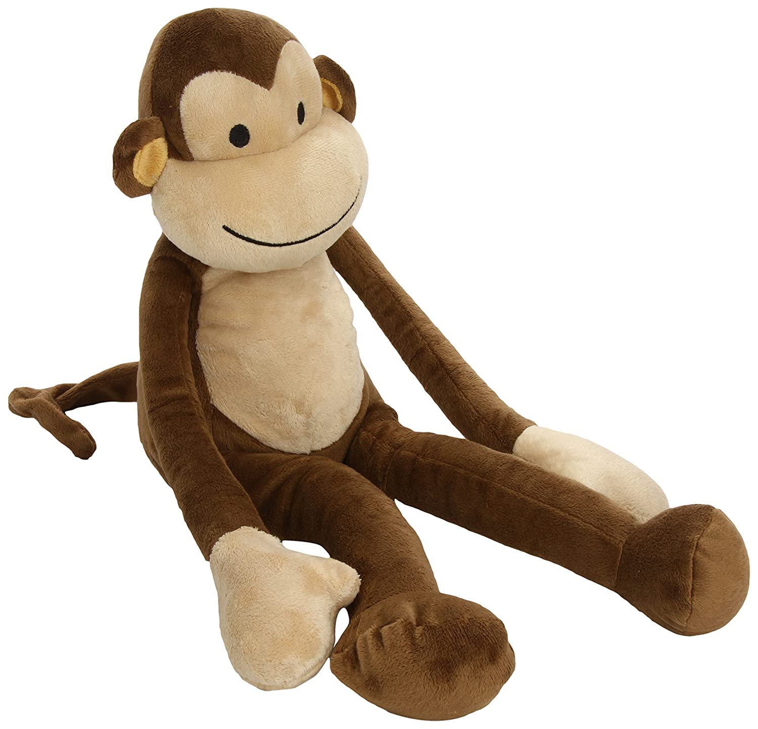 Lambs & Ivy Papagayo Plush Monkey, Brown 12043M ADB2D016