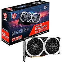 MSI Gaming AMD Radeon RX 6600 XT 128-bit 8GB GDDR6 DP/HDMI Dual Torx Fans FreeSync DirectX 12 VR Ready OC Graphics Card…