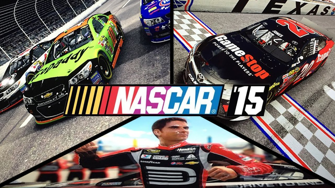 Nascar 15 offline car racing game for PC