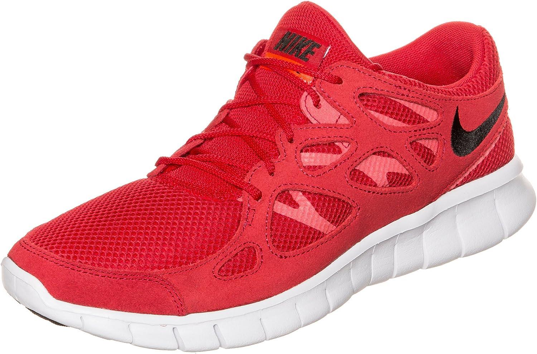 Nike Free Run 2 Mens Running Trainers 537732 Sneakers Shoes Uk 11 Us 12 Eu 46 University Red Black University Red 601 Running