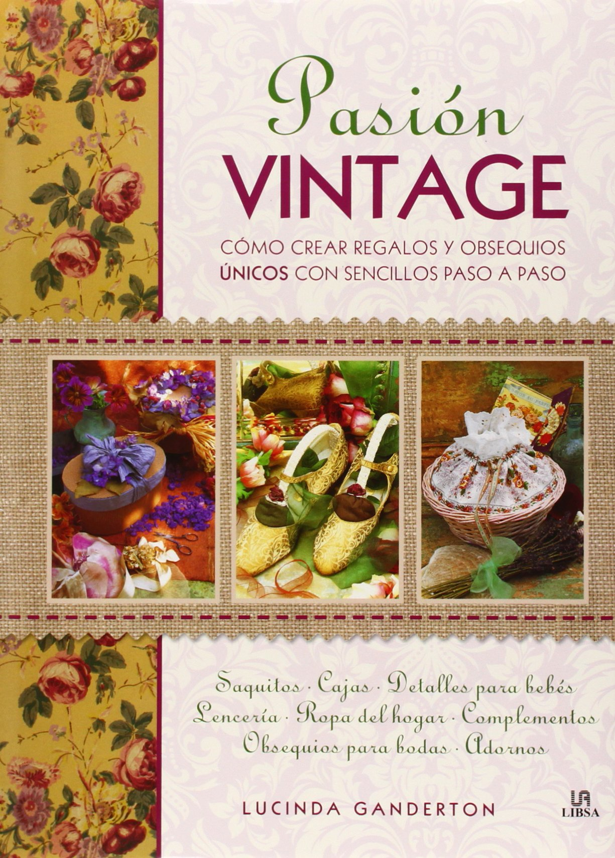 PASION VINTAGE (Spanish) Hardcover – 2014