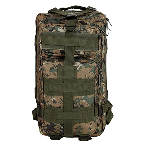f023489cc4 Amazon.com   Flagup 30L Tactical Backpack Military Molle Rucksack ...