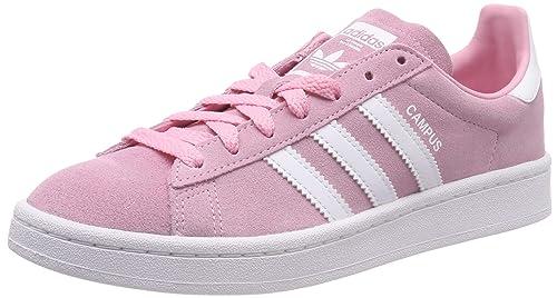 pretty nice cb23c 37899 adidas Campus J, Scarpe da Fitness Unisex-Bambini, (Rosa 000),