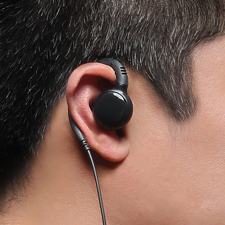 Top High Quality G-Hook Headset PTT for Motorola MOTOTRBO DEP550 DEP570 DP2000