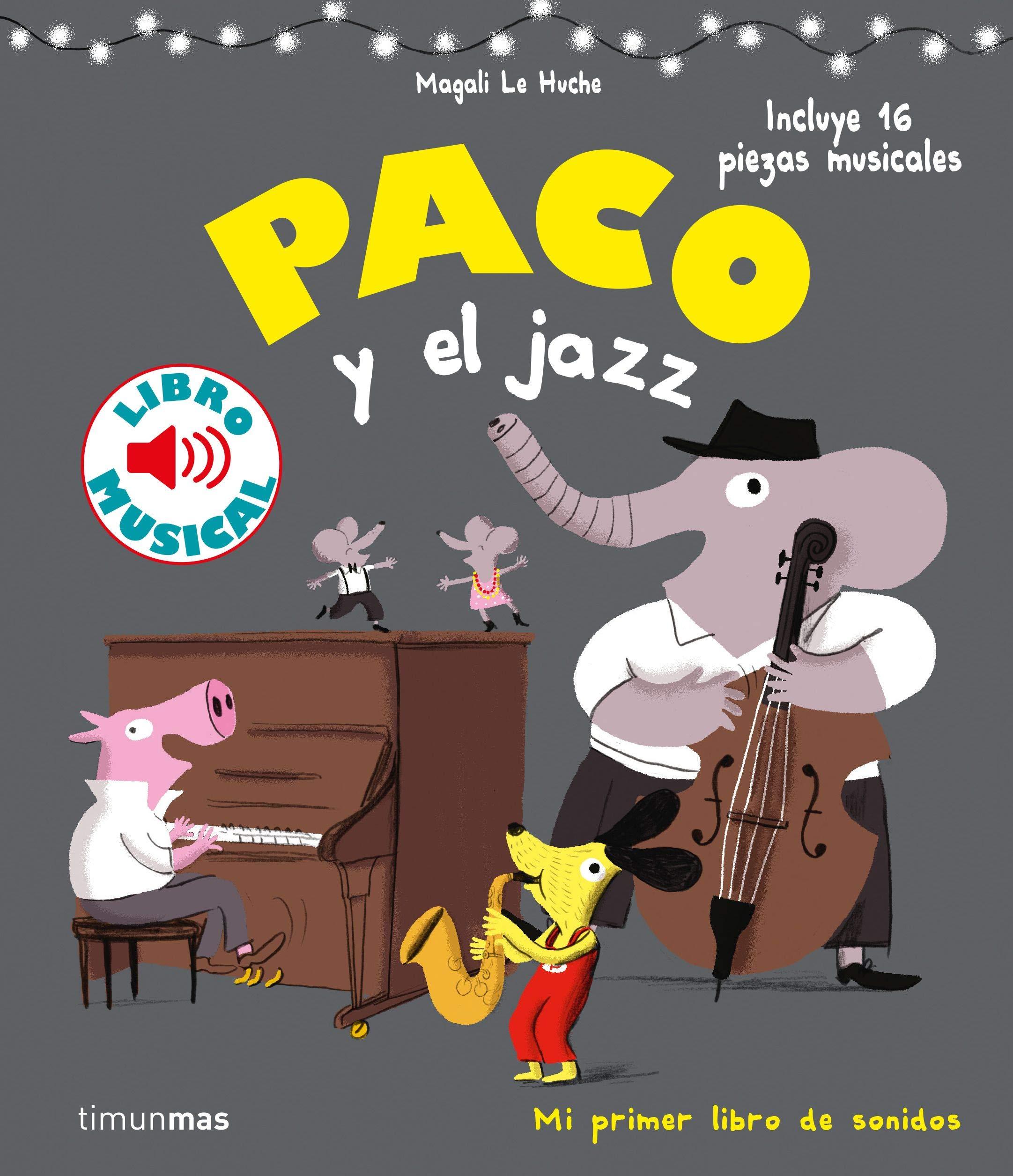 Resultado de imagen de paco  y el jazz