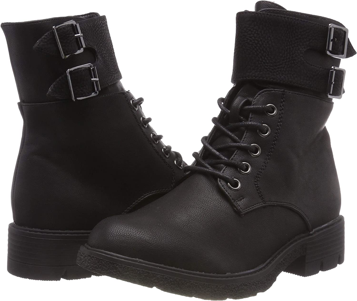 Women's 99530 Ankle Boots, Black Schwarz 00