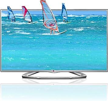 LG 42LA6136 - Televisor LCD 3D de 42 con Smart TV (Full HD, 100 MHz, DLNA), Plata [Importado]: Amazon.es: Electrónica