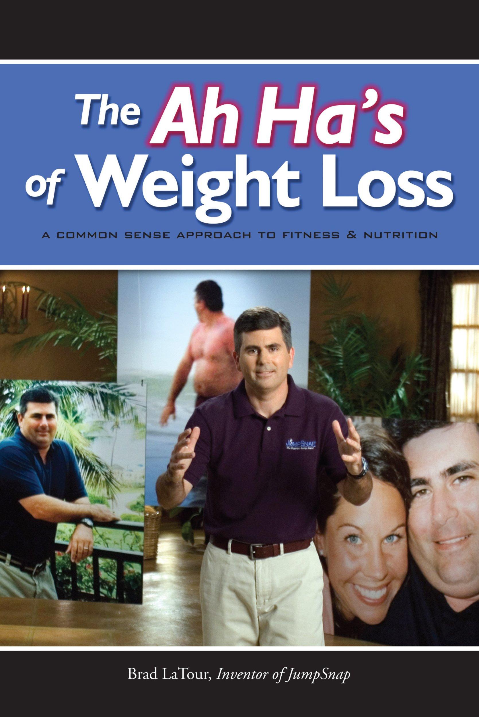The Ah Ha's of Weight Loss pdf epub