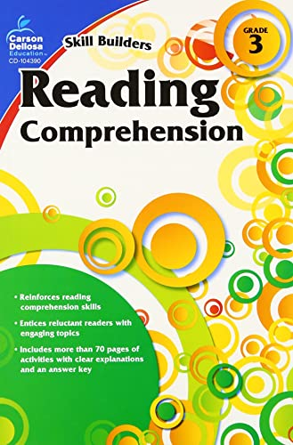 Reading Comprehension; Grade 3 (Skill Builders)
