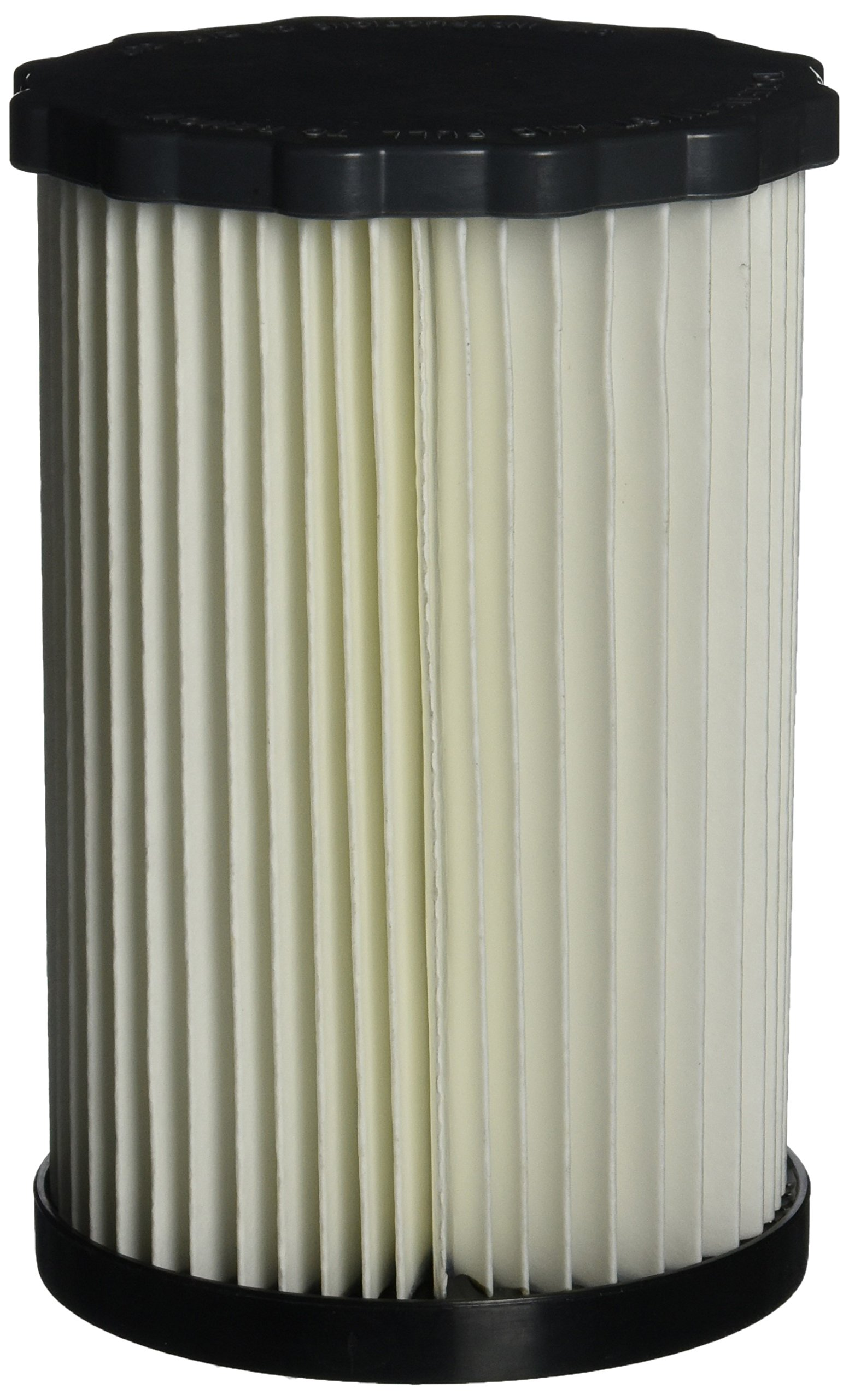 Filter, F3 Round Pleated Dirt Cup 082500/SD40005