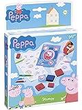 Totum - BJ360006 - Kit Créatif Tampons - Peppa Pig