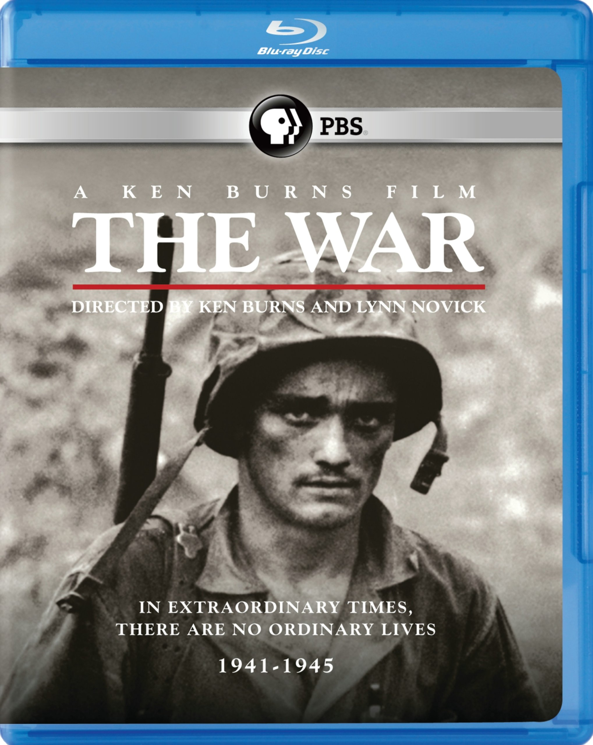The War: A Film by Ken Burns [Blu-ray] by Pbs (Direct)