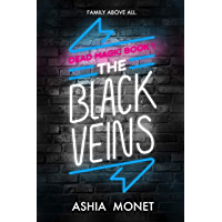 The Black Veins (Dead Magic Book 1) (English