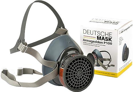 Armageddon Duty P100 For Respirator - Deutsche Heavy Mask