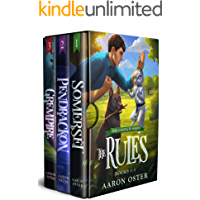 The Rules: The Complete Series : A LitRPG Epic book cover