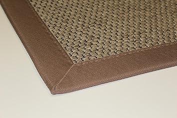 Amazon.de: In- & Outdoor Teppich Küchen Teppich Esszimmer Naturana ...