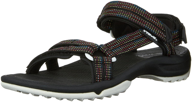 Teva Women's Terra FI Lite Sandal B00ZCG0ING 11 B(M) US|City Lights Black/Multi